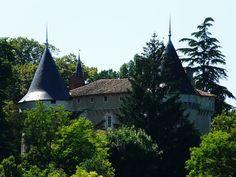 Château de Trigonant►►http://www.frenchchateau.net/chateaux-of-aquitaine/chateau-de-trigonant.html?i=p