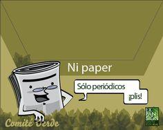 Ilustración digital  Campaña de reciclaje