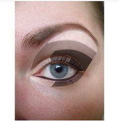 When Applying Eyeshadow #Fashion #Beauty #Trusper #Tip