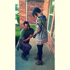 I said yes! Thanksgiving 2014