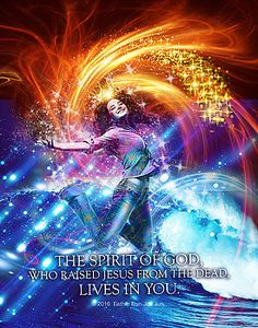 The Spirit of God by Esther Eunjoo Jun Daughters Of The King, Daughter Of God, Trinidad, Sola Scriptura, Worship Dance, Prayer Warrior, Warrior Quotes, Bride Of Christ, Prophetic Art
