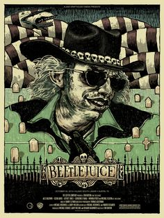 Beetlejuice by Rich Kelly