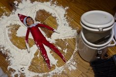 Our Elf on the Shelf