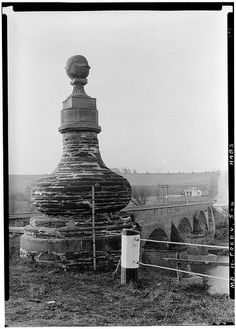 Frederick Maryland | ... The National Pike and National Road: Jug Bridge, Frederick, Maryland