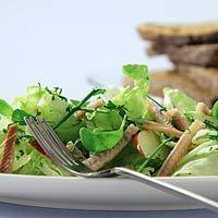 Recept - Kruidensalade met paling - Allerhande