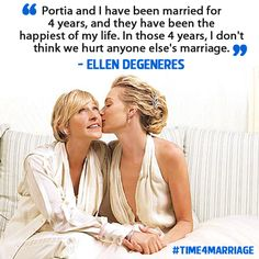Marriage equality/gay marriage