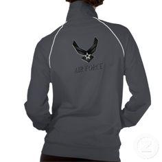 Women's Air Force Fleece Jacket