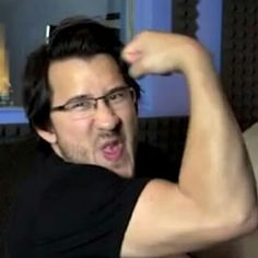 Why #Markiplier! That face! :D