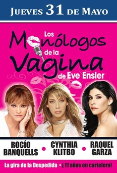 The Vagina Monologues at Teatro de Cancun - May 31