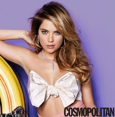 Ashley Benson has a few rules for on-screen nudity. Click to read her full story.