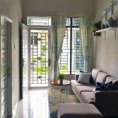Small House Interior Design, Home Room Design, Living Room Designs, House Design, Small Apartment Living, Small Apartment Decorating, Small Apartments, Living Rooms, Cozy Apartment