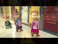 alvin and the chipmunks vs. brittany and the chipetts (you spin my head right round)