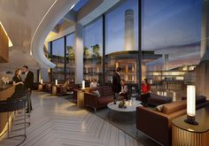 British architects Foster + Partners and LA-based firm Gehry Partners recently announced their design plans for phase three of the Battersea Power Station site, a 42-acre site overlooking the Thames River in London. Along what is known as Electric Boulevard, the team developed a series of unique buildings with more than 1,300 homes, a 160-room hotel, retail spaces, restaurants, and leisure facilities. Foster + Partners' Battersea Roof Gardens features one of the largest roof gardens in ...