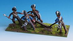 Royal Horse Artillery painted from Tobias Kirchner (Perry Miniatures)