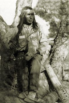 Native American Apache fiddle | native indian | indigenous | indian chief | www.republicofyou.com.au