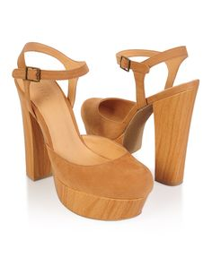 $7.50 Fall #fashion #sale Ankle Strap Platforms | FOREVER21 - 2000039358