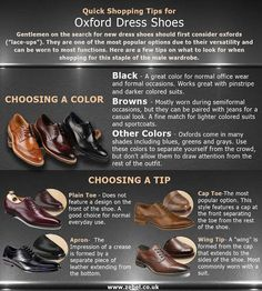 Think over the choice of your shoes. Pick out the right ones. #mensfashion #luxuryshoes #shoesoftheday #leathershoes #bespokeshoes #oxfordshoes #menssuits #gentlemanstyle #fashion #styles #modernstyle ...repinned vom GentlemanClub viele tolle Pins rund um das Thema Menswear- schauen Sie auch mal im Blog vorbei www.thegentemanclub.de