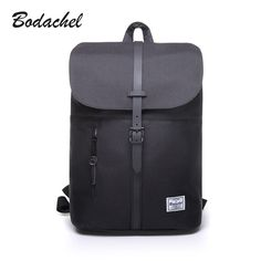 e9609c0fb0 Buy now Bodachel 2017 new style women backpack simple design 14   notebook  backpacks waterproof