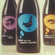 Wine that loves Roasted Chicken!