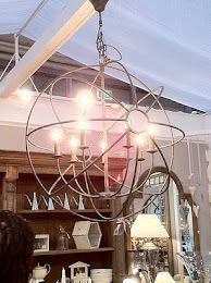 Iron Ord Chandeliers