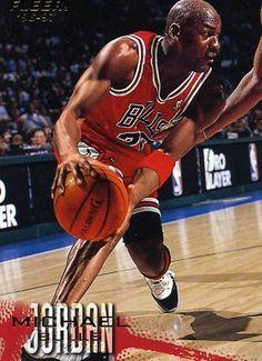 RARE 96/97 FLEER MICHAEL JORDAN CHICAGO BULLS MINT
