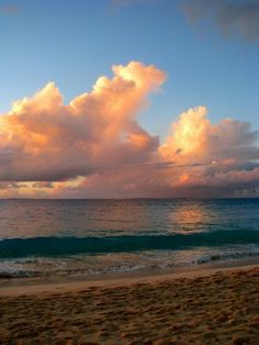 Dusk at Carimar Beach Club in Anguilla.  Photo Credit:  Ted Riegel