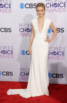 Taylor Swift...... Peoples Choice Awards 2013.
