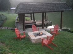 Easy to Build Fire Pit Designs