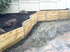 Cheap Retaining Wall Inexpensive Retaining Wall Ideas Incredible ...