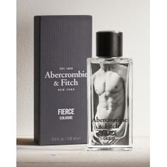 ABERCROMBIE & FITCH FIERCE COLOGNE
