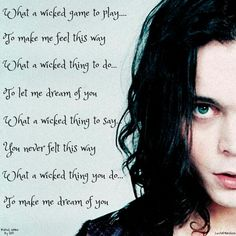 Ville Valo with lyrics. ♥♥♥. #VilleValo #HIM #HisInfernalMajesty