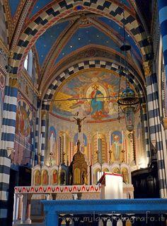 Milano - Chiese / Edifici religiosi: Basilica di Sant Eufemia