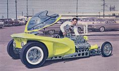 Ed Roth & the Mysterion