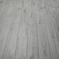 Timeless Oak Grey Laminate Flooring