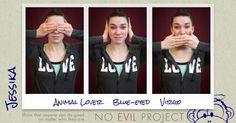 Jessika: Animal Lover, Blue-eyed, Virgo - I used to dance for nursing homes