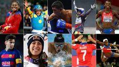 Los 10 deportistas más destacados de América Latina en 2015 - BBC Mundo