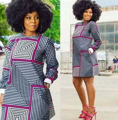 Ankara is perfect for any day and any event; and today, ladies are getting creative and edgy with their Ankara fabrics. They don't go by the rules! They tweak every style to their taste and get the best out of them.Check out how some ladies rocked their Ankara outfits and be inspired to set...