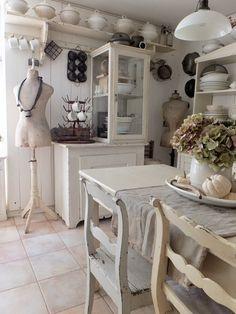 """princessgreeneye: neue Einblicke in unsere """"neue"""" Küche................... (Diy Kitchen Shelf)"""
