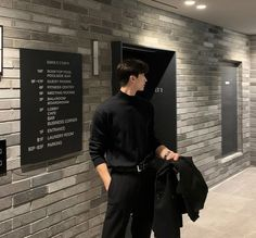 Asian Men Fashion, Best Mens Fashion, Look Fashion, Daddy Aesthetic, Aesthetic Clothes, Stylish Mens Outfits, Casual Outfits, Handsome Asian Men, Mens Clothing Styles