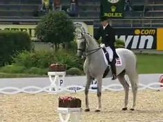 Hip Hop Dressage Horse This is really good. Not the usual classical music.
