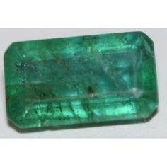 Natural  Emerald   of  Rectangle shape, 1.80carat