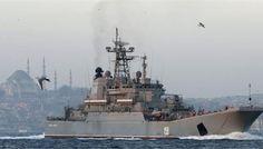 Karavanas The Blog: Ρωσικά πλοία ανάγκασαν σκάφος υπό τουρκική σημαία ...