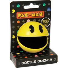 Abridor de Garrafa Magnético Pac-Man - O Segredo do Vitório