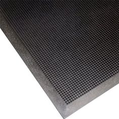 """Andersen Company Flex-Tip Outdoor Entrance Mat (32"""" W x 39"""" L) by Andersen Company. $49.99. Type: Indoor/Outdoor Use. Pile Height: n/a. Face: 100% nitrile rubber nubs. Backing: 100% nitrile rubber. Yarn: n/a. With 2,000 nitrile rubber nubs per square foot, Andersen's Flex-Tip Outdoor Mat is excellent at scraping soil from shoes. The mat is so tough that it works great even when placed outside doors to your lobby, office or warehouse. OSHA-compliant beveled edges and ..."""