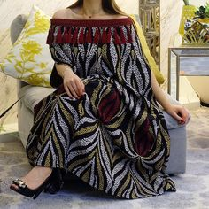 Image may contain: one or more people and people standing African Maxi Dresses, African Attire, African Wear, Arab Fashion, African Print Fashion, Women's Fashion Dresses, Skirt Fashion, African Fashion Traditional, Ankara Styles For Women