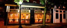 Tre Scalini Ristorante, Wooster Street, New Haven
