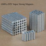 100Pcs 3 x 1.0mm Super Strong Magne...