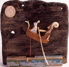 Driftwood Art - Robert Race #3