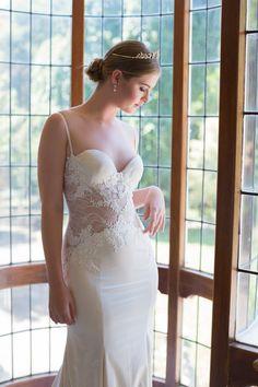 Hanrie Lues Fleur de Ballet Collection   SouthBound Bride
