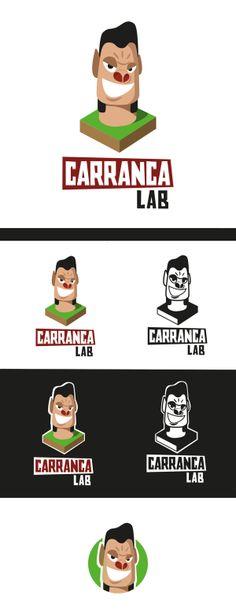 Carranca Lab - Identidade Visual on Behance